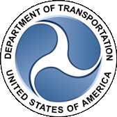 U.S. Department of Transportation seal